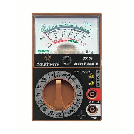 Southwire Tools & Equipment 10010S Analog