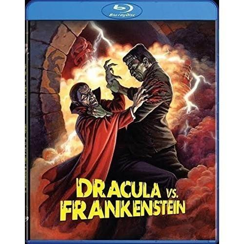 Dracula Vs Frankenstein (Blu-ray) by SHRIEK SHOW