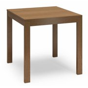 Wooden Table in Walnut Finish