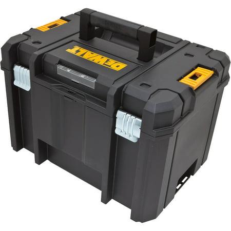 DeWalt DWST17806 TStak Deep Box Dewalt Plastic Tool Box