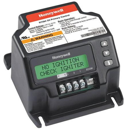 Honeywell Oil Primary Control, Junction Box - R7284U1004