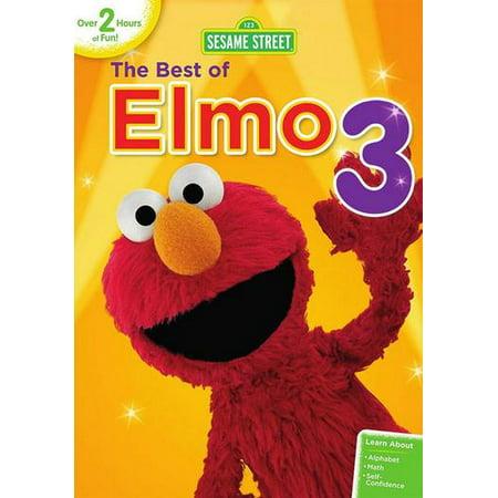 Sesame Street: Sesame Street: The Best of Elmo 3 (Other)