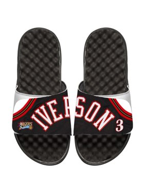 Allen Iverson Philadelphia 76ers ISlide Youth Retro Jersey Slide Sandals