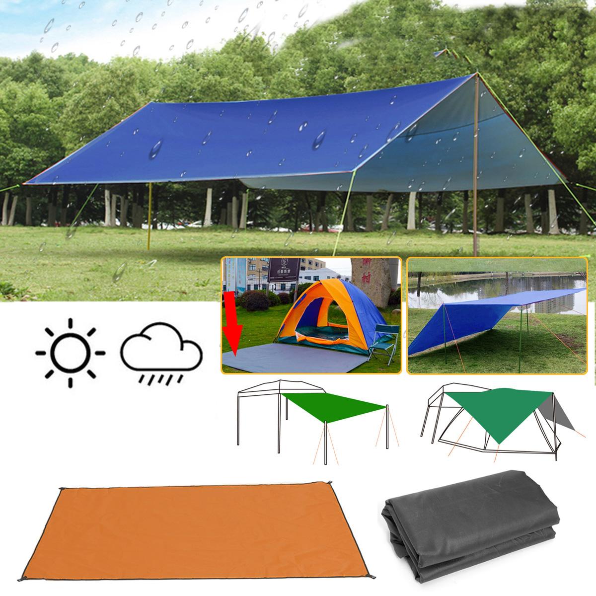 Poly Tarp Cover 13.8x19.8ft CARTMAN Multi-Purpose Waterproof