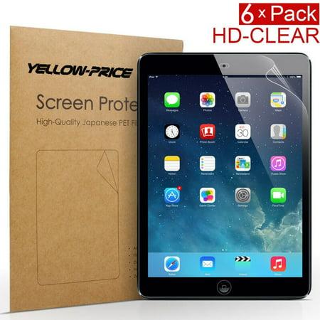 LIVEDITOR iPad Pro 9.7'' iPad Air 1 2 Premium High Definition (HD) Clear Screen Protector - image 4 de 4