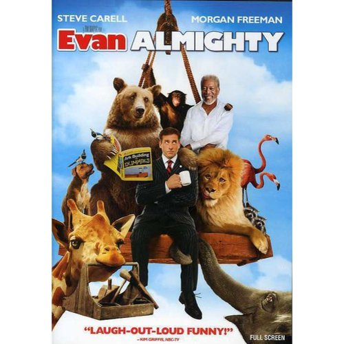 Evan Almighty (Full Frame)