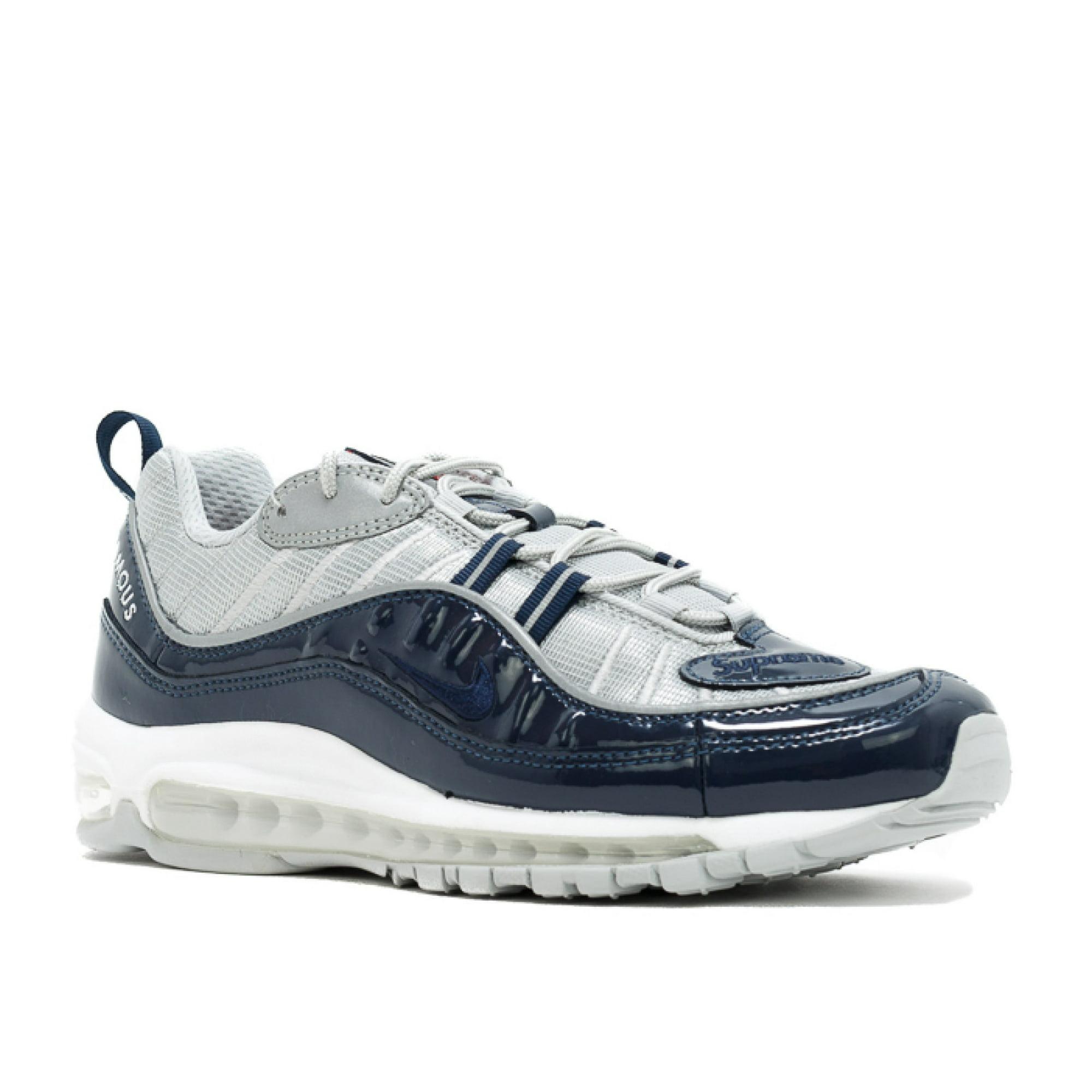 atravesar Simetría segunda mano  Nike - Men - Nike Air Max 98/Supreme 'Supreme98' -844694-400 - Size 8 |  Walmart Canada