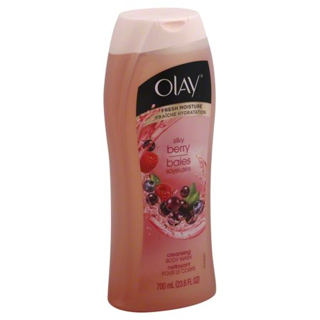Olay Fresh Outlast Cooling White Strawberry Amp Mint Body