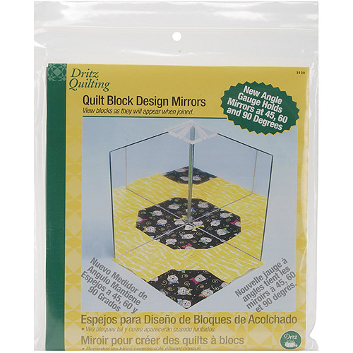 Dritz Quilting Quilt Block Design Mirrors