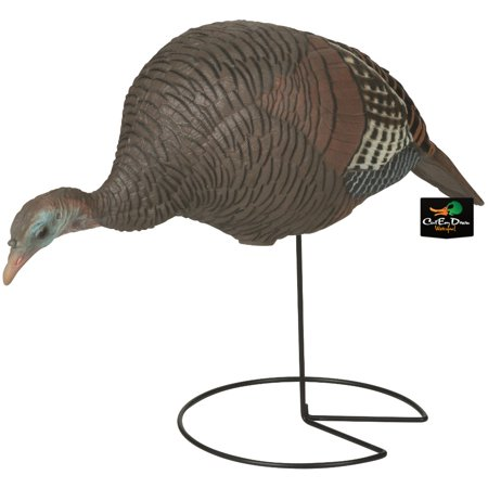 AVERY OUTDOORS GHG PRO-GRADE FEEDING HEN TURKEY DECOY thumbnail