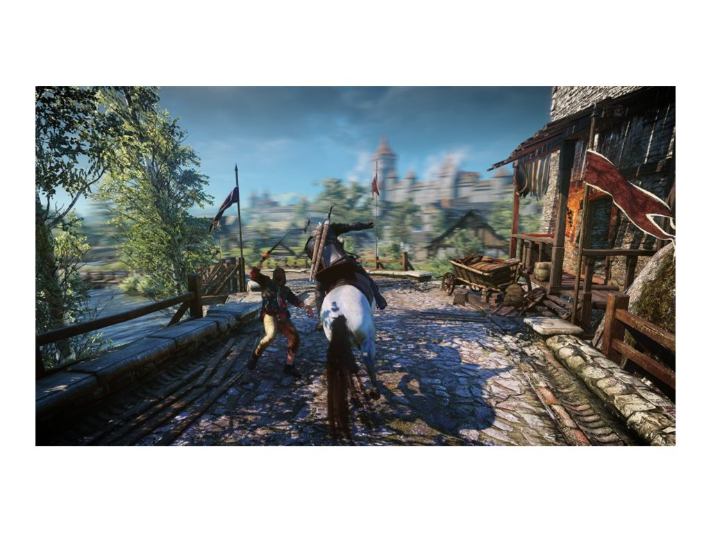 The Witcher 3: Wild Hunt (Xbox One) by WHV Games