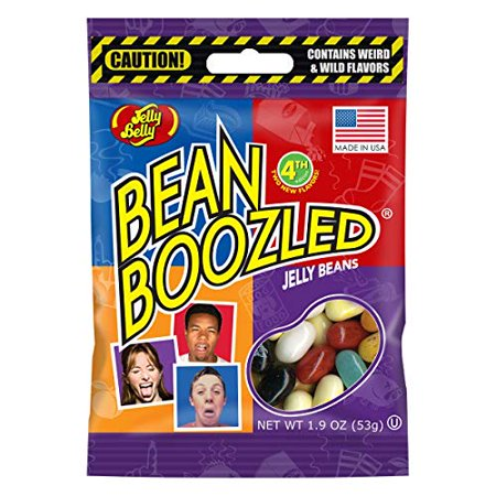 Jelly Belly 1.9 oz. Bean Boozled Bag - Boozled Beans