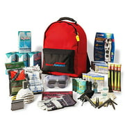 Grab 'N Go Deluxe 3-Day, 4 Person Emergency Kit with Backpack