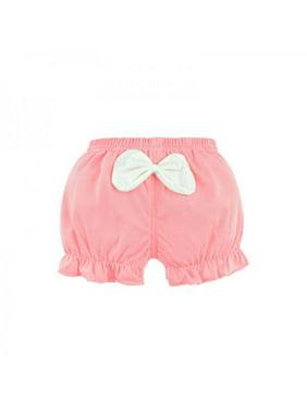 Funcee Casual Kid Unisex Cute Cotton Bread Panties Underwear