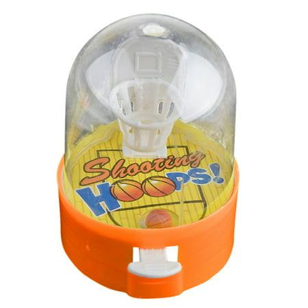 Developmental Basketball Machine Anti-stress Player Handheld Children Toys Gift