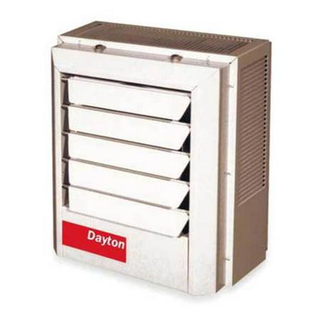 DAYTON 15/20kW Electric Unit Heater, 3-Phase, 208/240V, 2YU75
