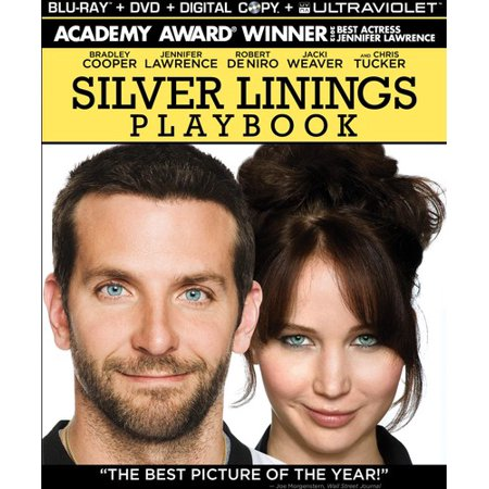 Silver Linings Playbook (Blu-ray + DVD + Digital Copy)