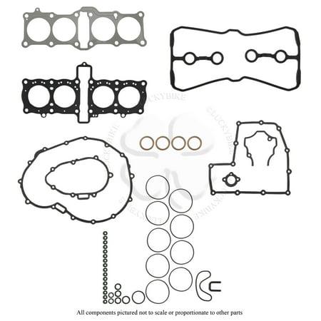 - Complete Engine Gasket Kit Honda 1987 1988 1989 1990 CBR 600 Head Upper Bottom