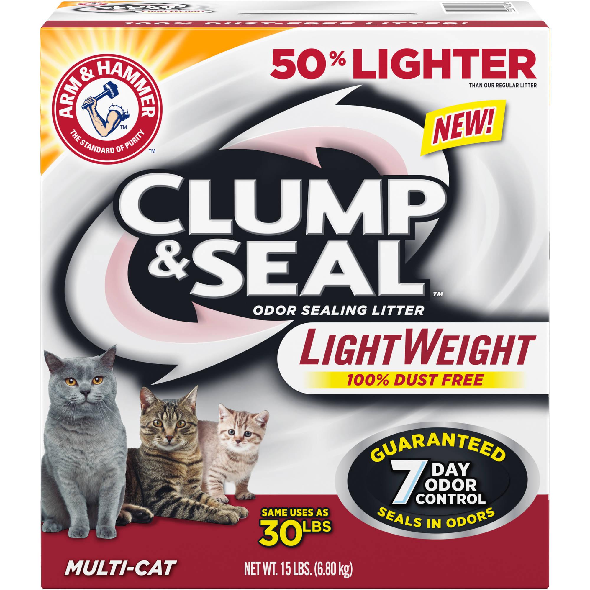 reviews best cat litter odor control