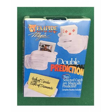 Double Prediction Forsee The Future 2 5
