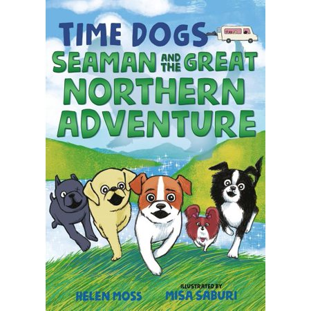 Time Dogs: Seaman and the Great Northern Adventure Great Northern Boxcar
