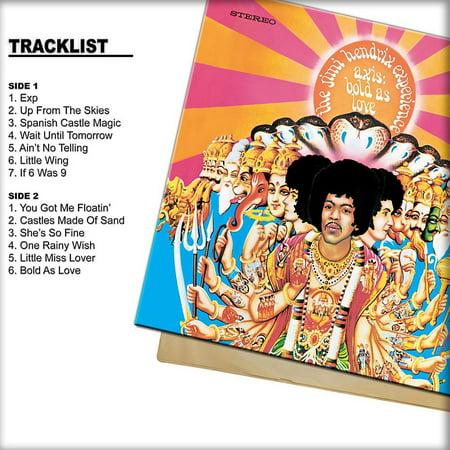 Jimi Hendrix - Axis: Bold As Love - Vinyl