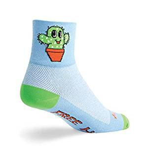 "Socks - SockGuy - Classic 3"" Prickly L/XL Cycling/Running"