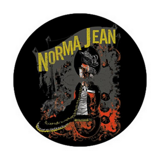 Norma Jean Boars Button B-3812