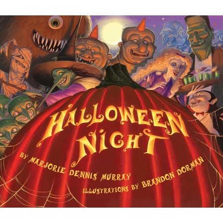 Halloween Night Meaning (Halloween Night (Paperback))