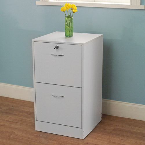 walmart filing cabinet 2 drawer wilson 2 drawer vertical wood lockable file cabinet white 28133