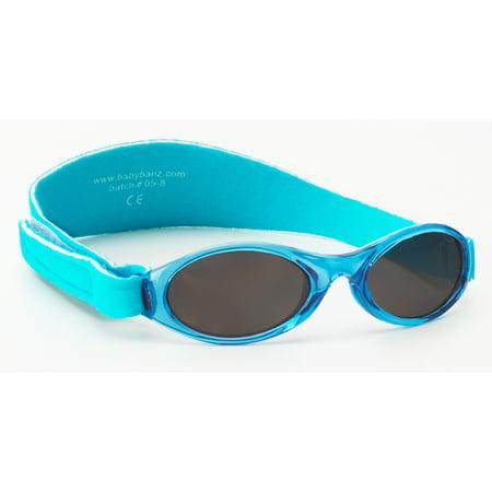 Baby Banz Adventure Banz Baby - Carribean blue 0-2 (Baby Banz Sonnenbrille)