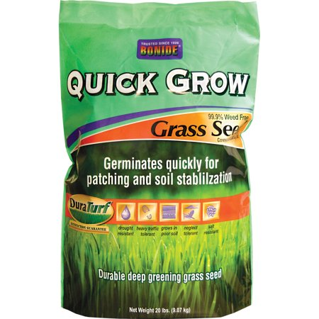 (Bonide 60267 20 Lb Quick Grow Grass Seed)
