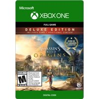 Xbox One Assassin's Creed Origins: Deluxe Edition (email delivery)