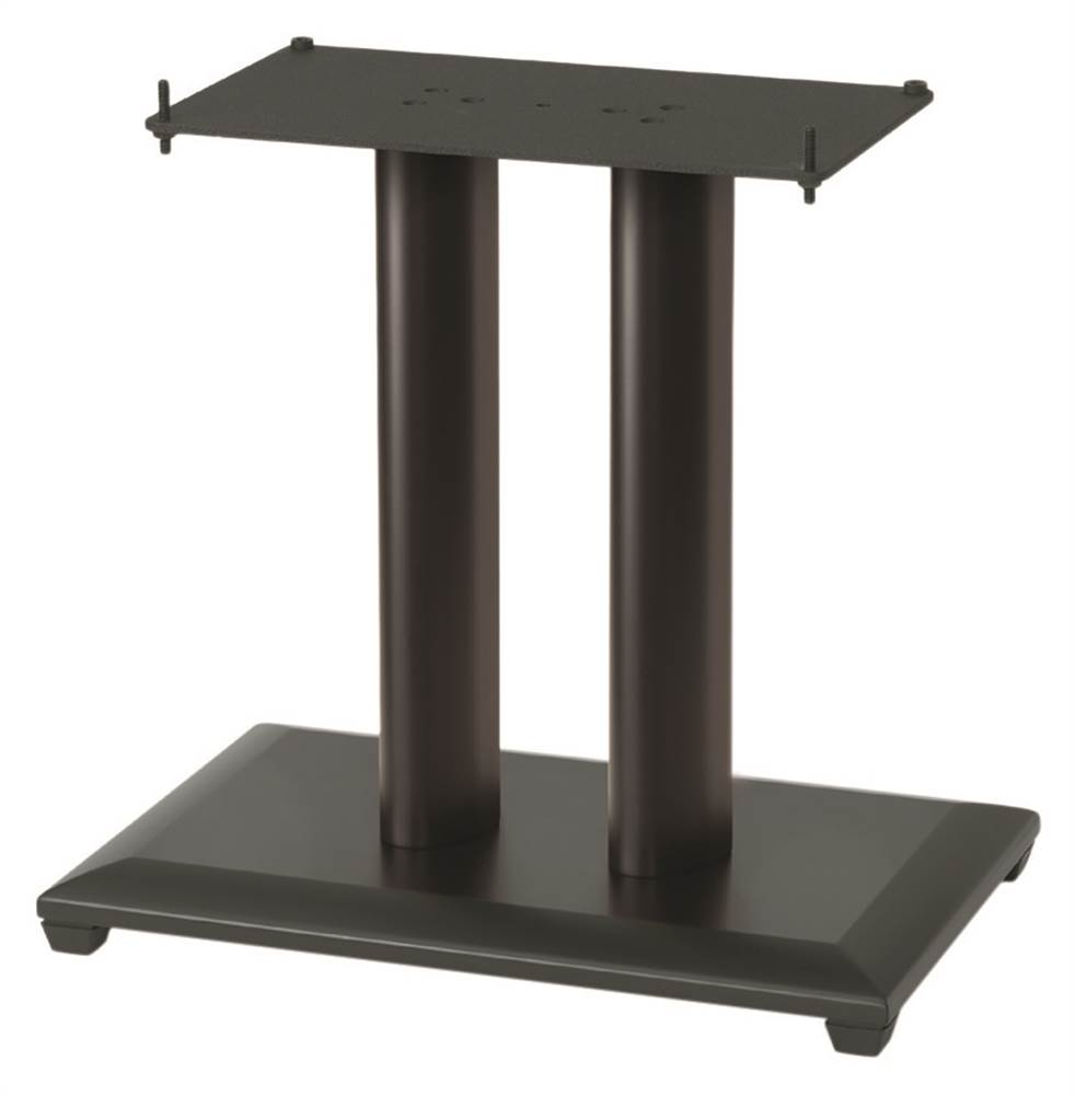 Center Channel Speaker Stand in Black by Capitol Sales Company