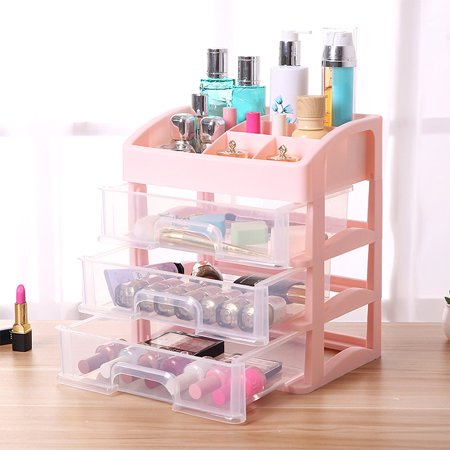 Large Cosmetic Storage Box Table Drawer Type Skin Care Products