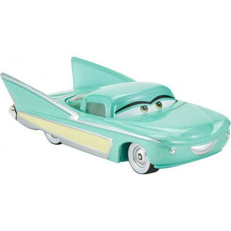 Disney/Pixar Cars 3 Flo Die-Cast Character (Aqua Flo Care)