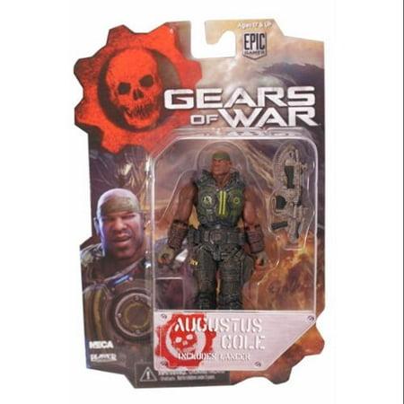 NECA Gears of War Series 2 Augustus Cole Action Figure Gears Of War Figure