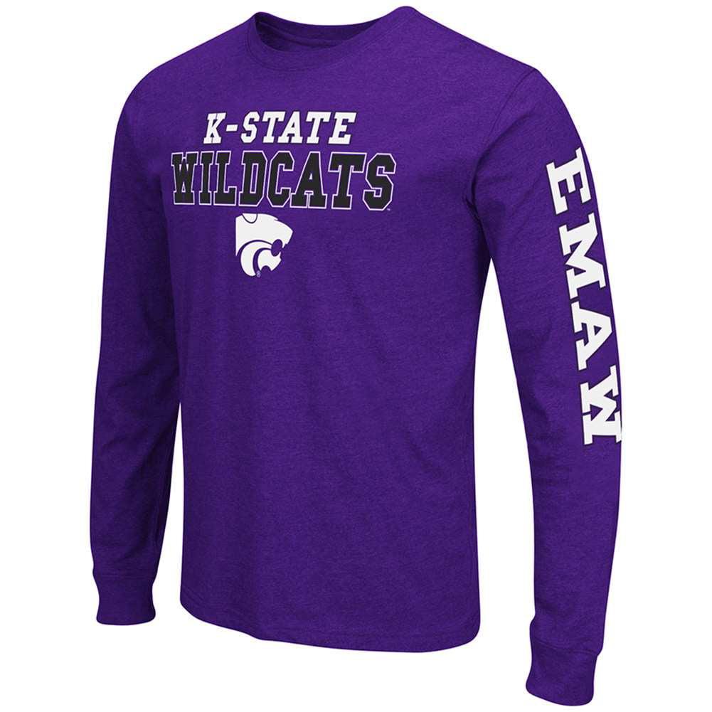 Kansas State Wildcats Game Changer Long Sleeve T-Shirt