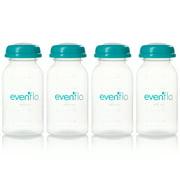 Evenflo Feeding BPA-Free Breast Milk Collection Bottles - 5oz, 4ct
