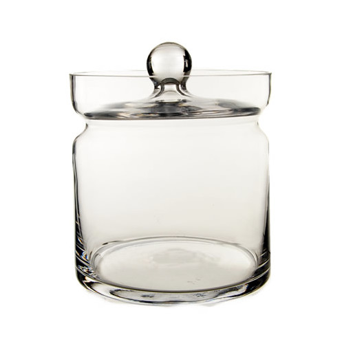 CYS-Excel Apothecary Glass Candy 8 Piece Apothecary Jar S...