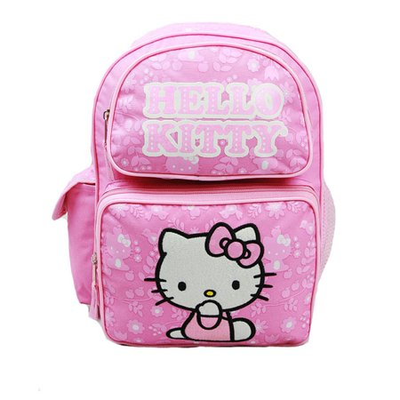 Small Backpack - - Pink New School Bag Book Girls 811089