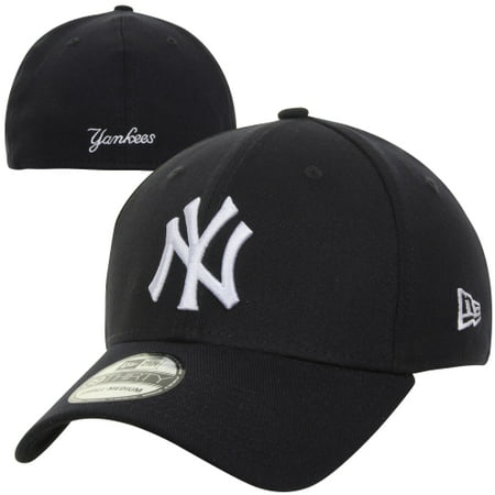 New Era New York Yankees Baseball Cap Hat MLB Team Classic 39Thirty  10975804 - Walmart.com f1f149bac07