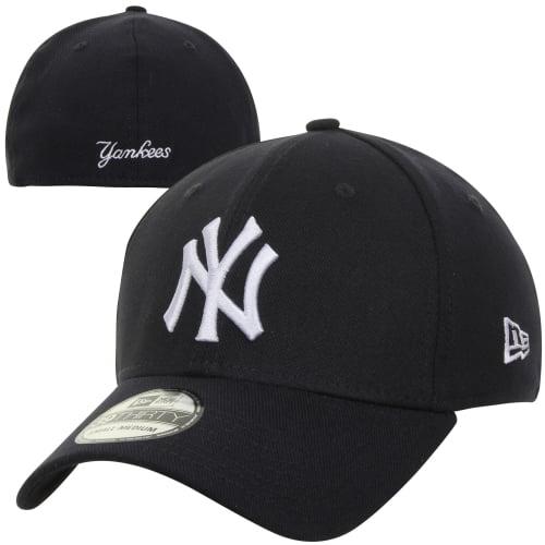 New Era New York Yankees Baseball Cap Hat MLB Team Classic 39Thirty 10975804