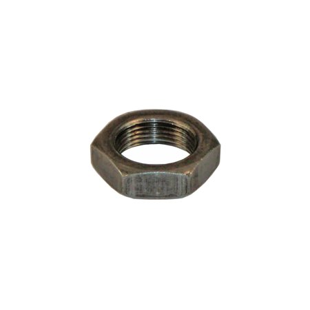 Trailer Axle Spindle Nut (SN-813) - Single (Single Axle Enclosed Trailers)
