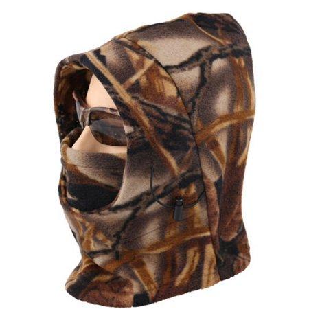 Acid Tactical? Camouflage Cold Weather Hood Fleece face mask balaclava - AT12
