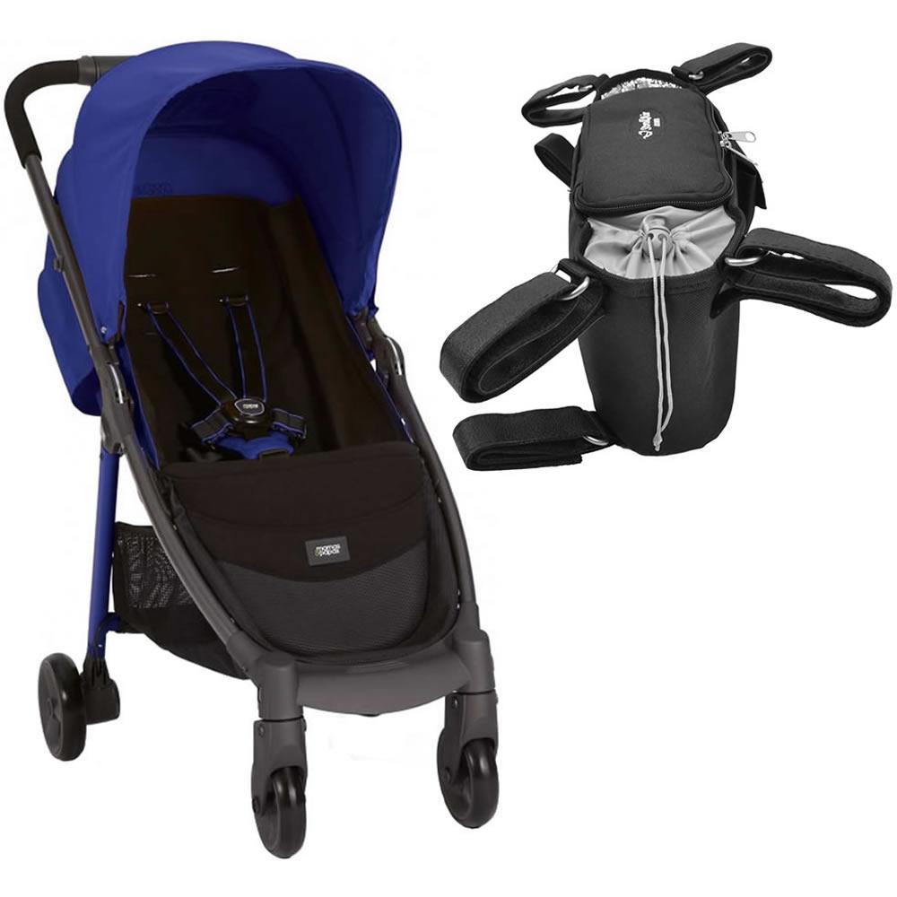 Mamas & Papas Armadillo City Stroller With Black Organize...