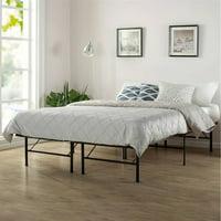 Spa Sensations by Zinus Platform Bed Frame, Multiple Sizes
