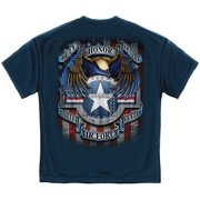 Cotton Air Forcestar Shield T-Shirt