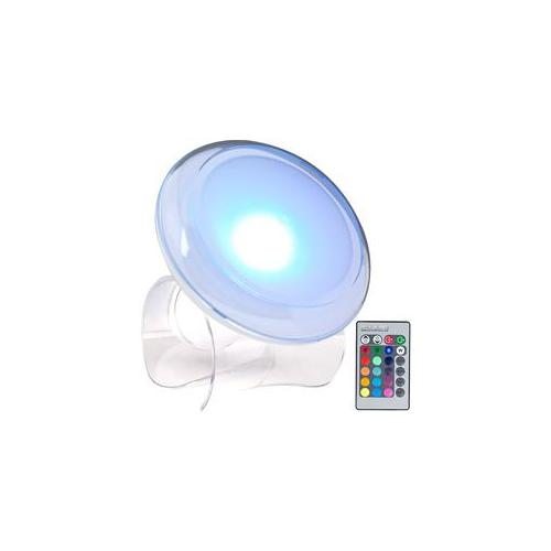 LED Comfort Mood Light with Remote - 16 Different Colors