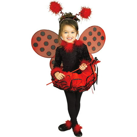 Lady Bug Toddler Halloween Costume